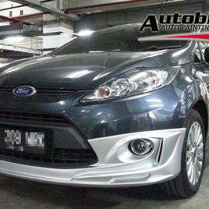 Bodykit Ford Fiesta G-Speed 2010-2013 – Plastic ABS (Grade B)