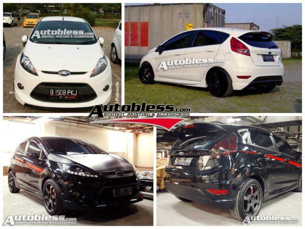 Bodykit Ford Fiesta Mountune 2010-2013 – Plastic ABS (Grade C)