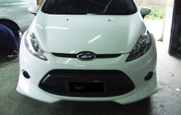 Bodykit Ford Fiesta Extreme 2010-2013 – Plastic ABS Import Thailand (Grade A)