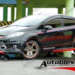 Bodykit Ford Fiesta Ideo 2010-2013 – FRP