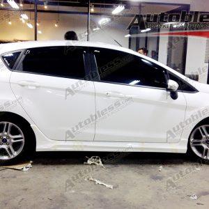 Bodykit Ford Fiesta Parto 2010-2013 – Plastic ABS (Grade C)
