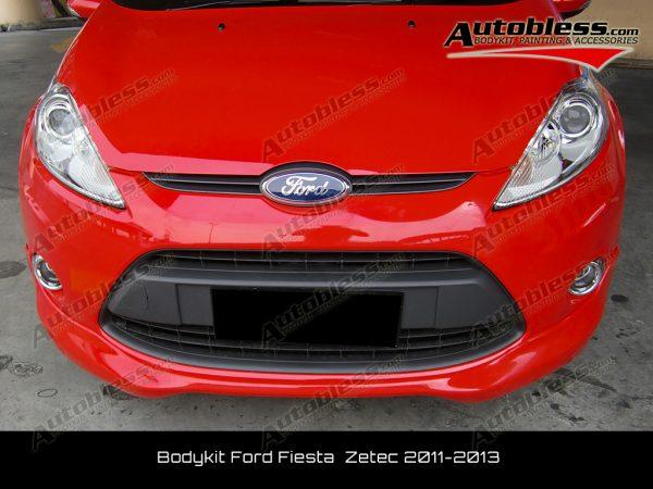 Bodykit Ford Fiesta Zetec 2010-2013 FRP