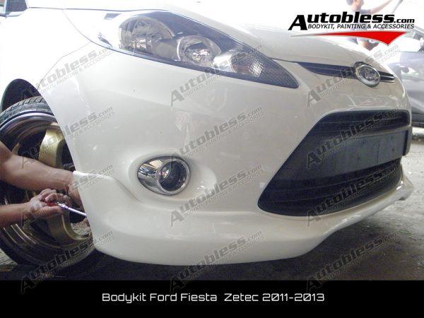 Bodykit Ford Fiesta Zetec 2011 + Diffuser STi – FRP