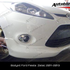 Bodykit Ford Fiesta Zetec 2010-2013 – Plastic ABS (Grade C)