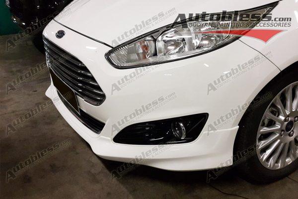 Bodykit Ford Fiesta Zetec 2014 – FRP