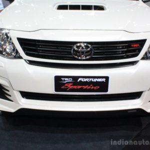Bodykit Toyota Grand Fortuner TRD Thai Style