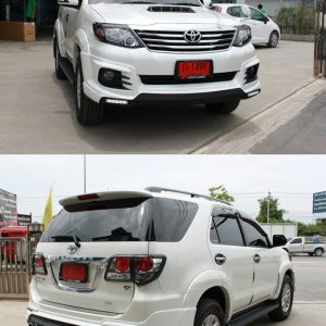 Bodykit Toyota Grand Fortuner TRD Thai Style – Import Thailand Plastic ABS (Grade A)