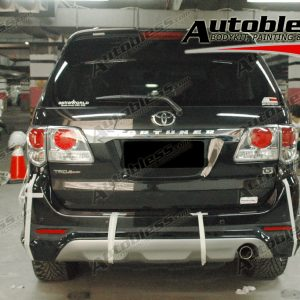 Bodykit Toyota Grand Fortuner TRD