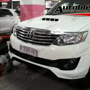 Bodykit Toyota Grand Fortuner TRD – ORIGINAL TOYOTA