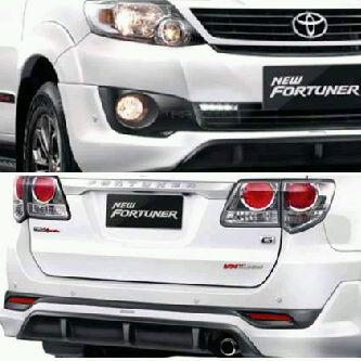 Bodykit Toyota Grand Fortuner TRD VN-T (2014)