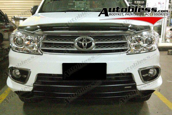 Bodykit Toyota Fortuner TRD2 – Plastic ABS (Grade C)
