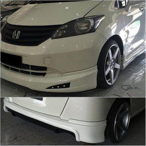 Bodykit Honda Freed Mugen (2009-2011) – Plastic ABS (Grade B)