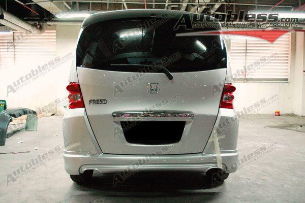 Bodykit Honda Freed Mugen (2009-2011) – Plastic ABS (Grade A)