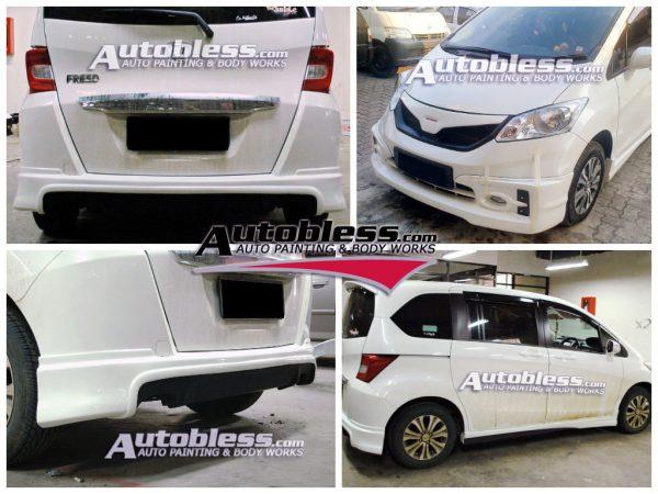 Bodykit Honda Freed Mugen MMC Ver.1 – Plastic ABS (Grade B)