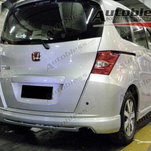Bodykit Honda Freed Zeus (2009-2011) – Plastic ABS (Grade C)