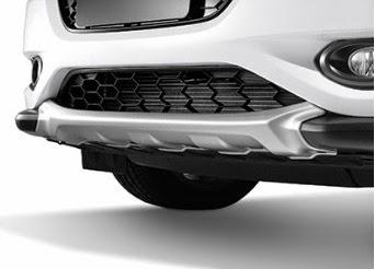 Skid Plate (Cover Diffuser) Honda HR-V