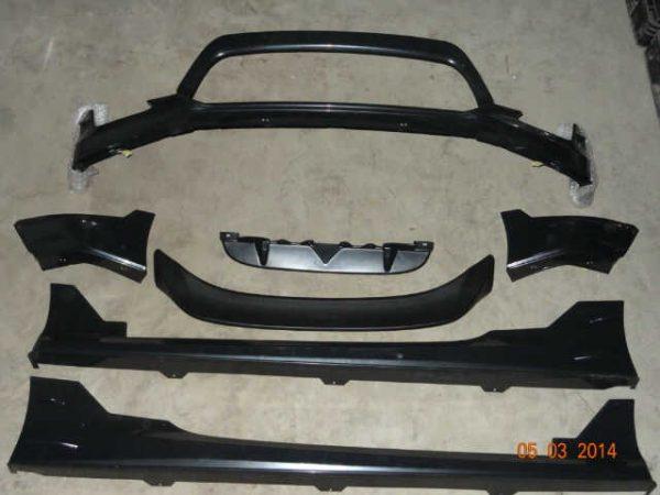 Bodykit Toyota FT86 Aero Kit – Plastic ABS Import Taiwan (Grade S)