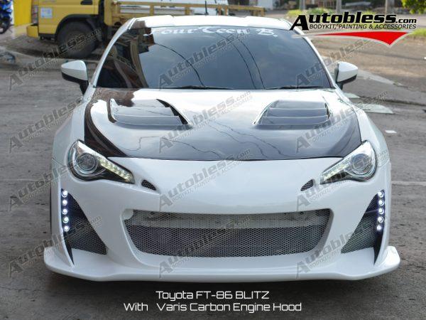 Bodykit Toyota FT86 BLITZ – FRP