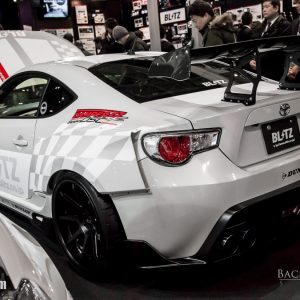 Bodykit Toyota FT86 BLITZ – ORIGINAL BLITZ