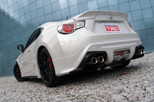 Ducktail Toyota FT86 TRD – Plastic ABS (Grade S) Import Taiwan
