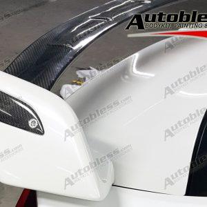 Bodykit Toyota FT86 TRD – Plastic ABS Import Taiwan (Grade S)