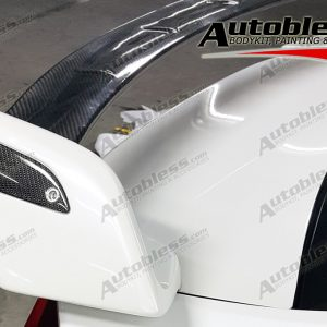 Wing Spoiler Toyota FT86 Tommy Kaira Carbon – FRP (Grade A)