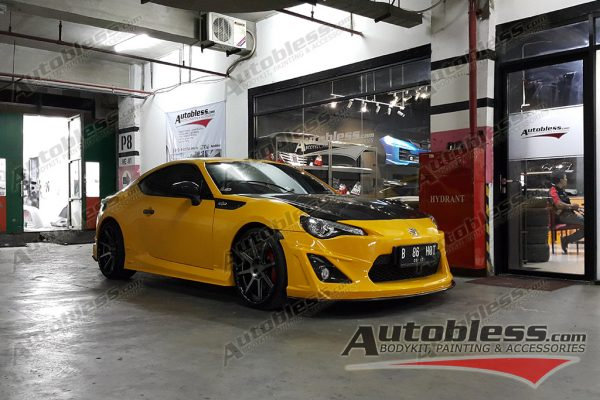 Bodykit Toyota FT86 Wald – Plastic ABS Import Taiwan (Grade S)