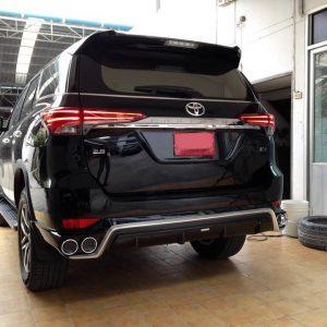 Bodykit Toyota Fortuner 2016 LX Mode – Plastic ABS (Grade B)