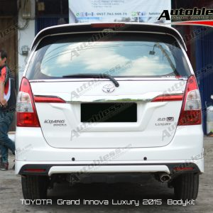 Bodykit Toyota Innova Grand Luxury (TRD) 2014