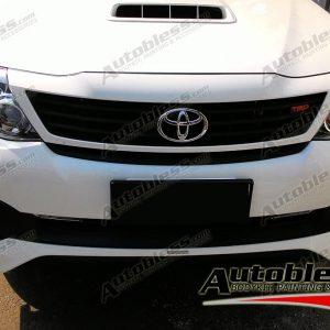 Grille Toyota Grand Fortuner TRD – Plastik PP (ORI)