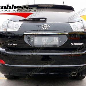 Bodykit Toyota Harrier Ings – High Quality FRP (Grade B)