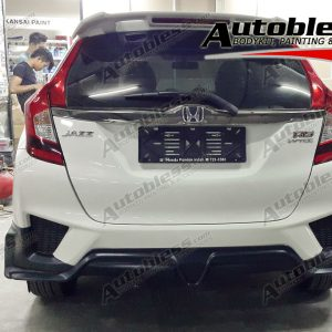 Bodykit Honda Jazz GK5 Mugen Add-on – Plastic ABS (Grade B)