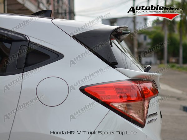 Trunk Spoiler (ducktail) Honda HR-V Topline – FRP