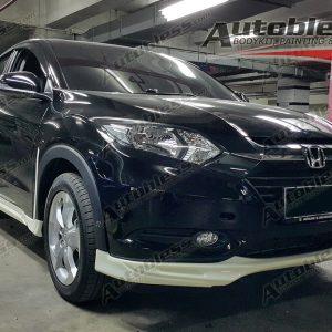 Bodykit Honda HR-V Modulo – FRP