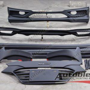 Bodykit Honda HR-V Mugen – FRP