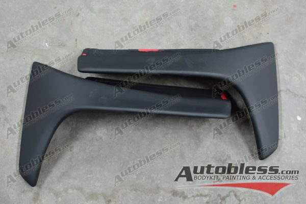 Wing Spoiler Honda HR-V Mugen – FRP