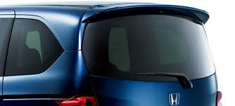 Wing Spoiler Honda Freed Modulo 2009 – Plastik ABS (Grade A)