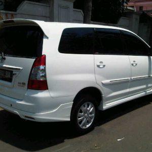 Bodykit Toyota Innova Grand Luxury (TRD) 2011 – Plastic ABS (Grade C)