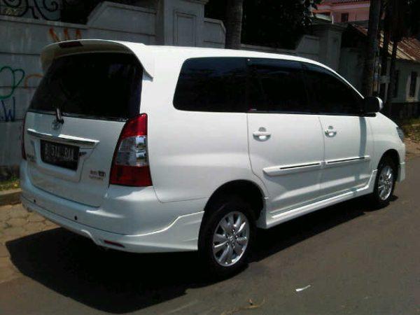 Bodykit Toyota Innova Grand Luxury (TRD) 2011