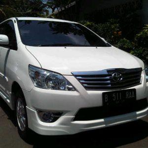 Bodykit Toyota Innova Grand Luxury (TRD) 2011 – Plastic ABS (Grade B)