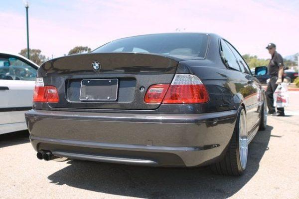 Bodykit BMW E46 M-Tech 1999-2005 – Plastic PP (Grade S) Import Taiwan