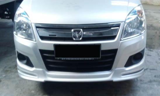 Bodykit Suzuki Karimun Wagon R V.2 – FRP