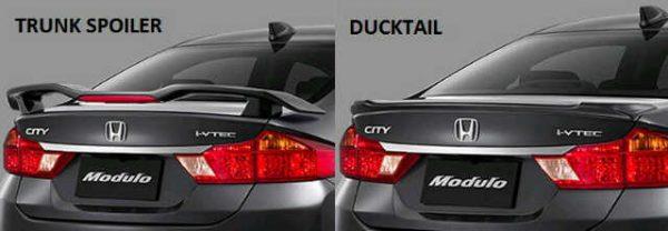 Bodykit Honda City Modulo 2014 – FRP