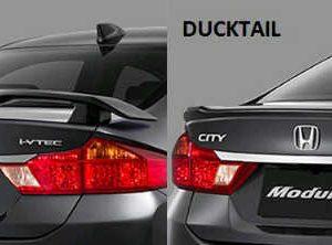 Wing Honda City Modulo 2014 + Lamp – FRP