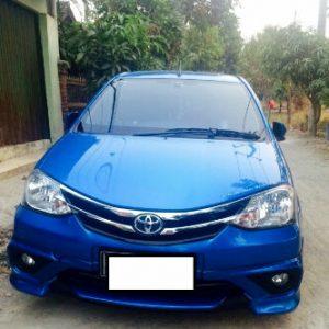 Bodykit Toyota Etios Toms – Plastic ABS (Grade B)
