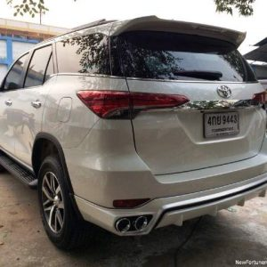 Bodykit Toyota Fortuner 2016 LX Mode – Plastic ABS TH (Grade A)