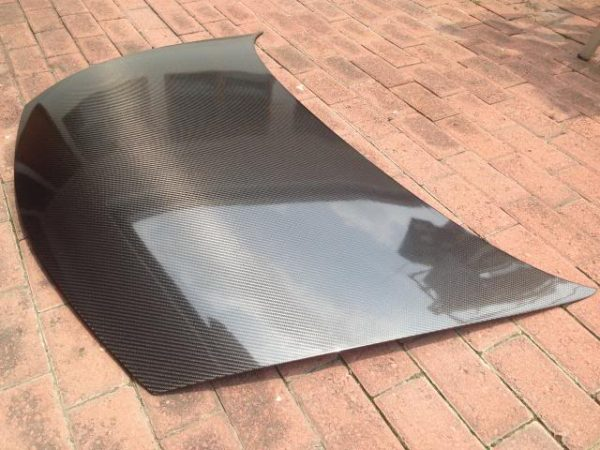 Kap Mesin Carbon Honda Civic FD 2006-2011 – Model Standard