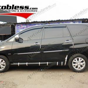 Bodykit Toyota Innova Airmaster 2008-2011 – Plastic ABS (Grade C)