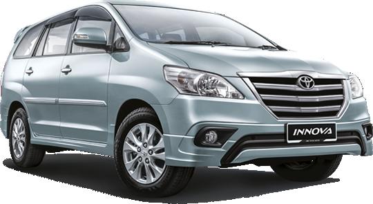 Bodykit Toyota Innova Grand Luxury (TRD) 2014
