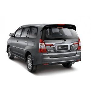 Wing Spoiler Toyota Grand Innova Luxury – Plastik ABS (Grade A)